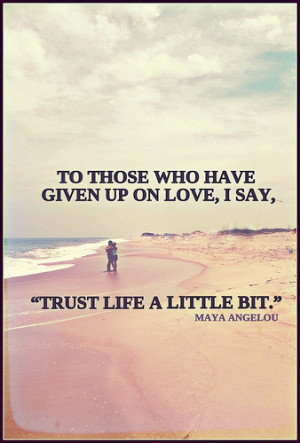 Quotes About Not Trusting People Trust quotes. not trust again