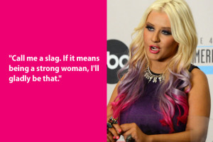 Dumb Celebrity Quotes – Christina Aguilera
