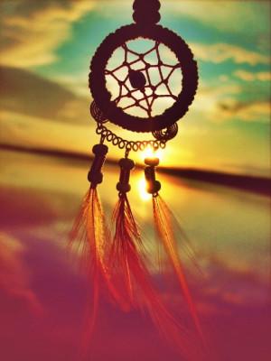 Dreamcatcher #sunset