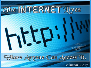 Internet Quotes Graphics, Pictures