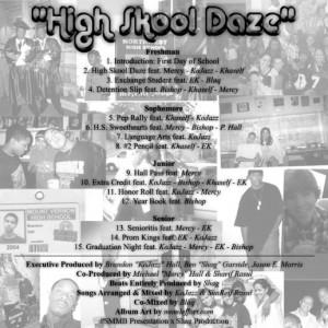 Mixtape Review] : SMMB & Shag High Skool Daze. reviews music mixtapes ...