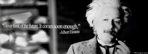 has several Albert Einstein images including several classic quotes ...