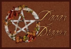 pagan dragon signature Image