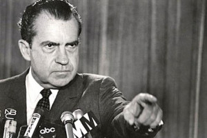 Richard Nixon: The Shy Guy