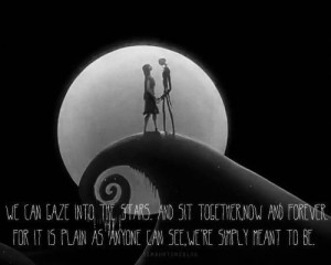 classic disney movie quotes | Nightmare Before Christmas Jack And ...