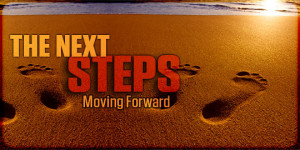 Steps Christ Forward