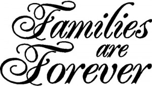 Best Price Christmas FAMILIES ARE FOREVER....WALL QUOTES WORDS SAYINGS ...