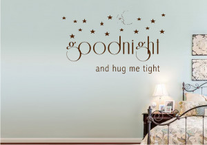 Show details for Good Night And Hug Me Tight