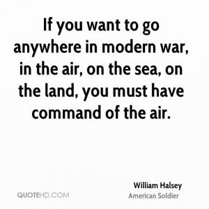 William Halsey Quotes