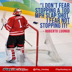 Goalie Quotes