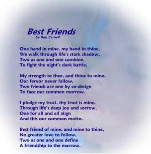 friendship poem - Newest pictures