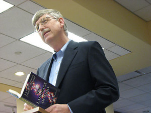 """Francis Collins discusses """"The Language of God"""""""