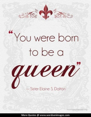 Quotes about queens