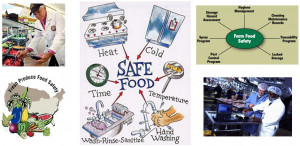 The Great American Supermarket Games - General Supermarket Food Safety