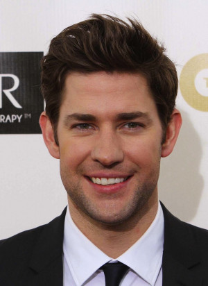 John Krasinski Thinks No One Got Too Big For The Office , Has Clearly ...