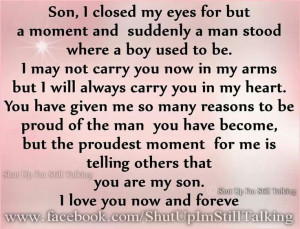 you son mom happy birthday sons quotes my sons family menu baby boys ...