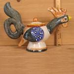 Walter Anderson teapot!