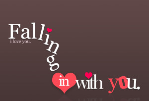 Falling In Love With You By