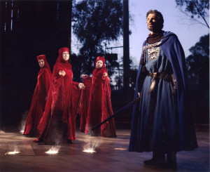... zhang and tom hammond as macbeth in the old globe s summer shakespeare