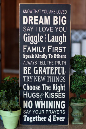 Sayings for Wood Signs http://eighteen25.blogspot.com/2012/01/giveaway ...
