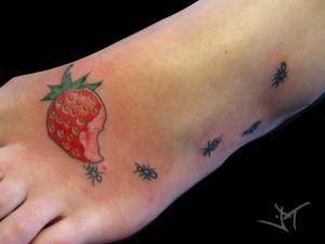 Cute Foot Tattoos – Designs and Ideas