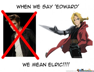 Related Pictures edward elric funny quotes