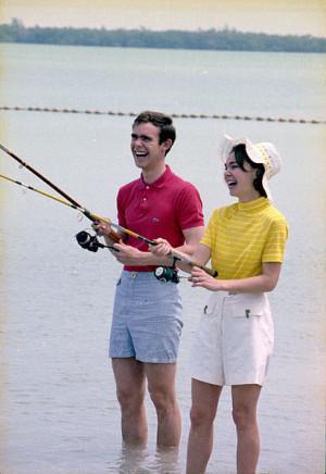 eisenhower nixon david eisenhower grandson married julie nixon ...