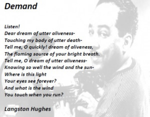 View bigger - Langston Hughes Poems for Android screenshot