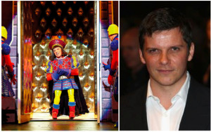 Flirty Friday: Nigel Harman