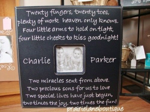 CUSTOM Picture Frame with quote FREE shipping by prairieboutique, $98 ...