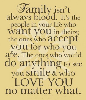 The Best Family Quote Ever