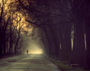 Gloomy morning... by jeremi12