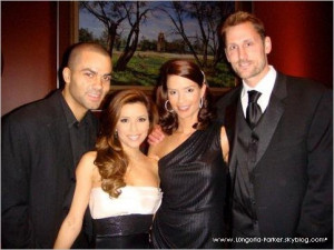 According to reports the divorce between Eva Longoria and Tony Parker ...
