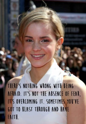 See? | 21 Amazing Emma Watson Quotes That Every Girl Should Live Their ...