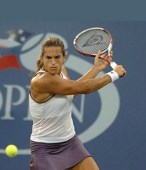 Re: Is Mauresmo the ugliest woman in tennis ?