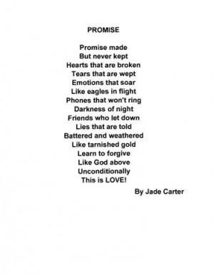 God Promise Poem http://www.powertochangeministries.org/inspiration ...