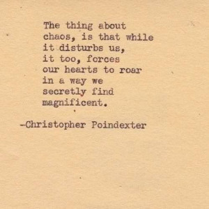 Chaos #quotes