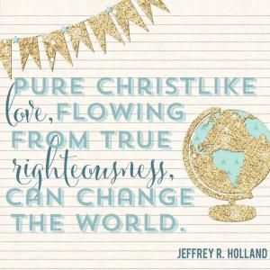 LDS General Conference April 2014 Favorite quotes