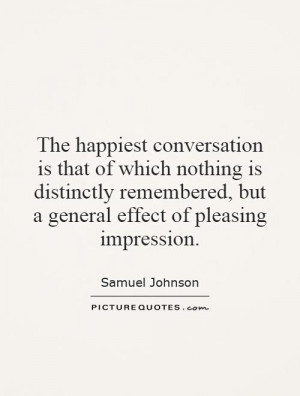 Conversation Quotes Sayings
