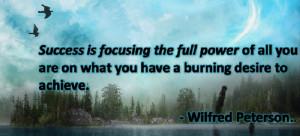 Best Success Quote #10: