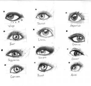 , cancer, capricorn, eye, fashion, gemini, girly, leo, libra, love ...