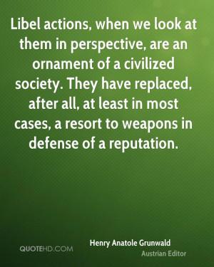 Henry Anatole Grunwald Quotes