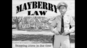 Barney Fife Quotes Mayberry