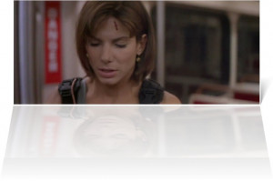 Photo of Sandra Bullock, portraying Annie Porter , in