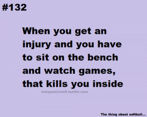 softball funny quotes or sayings