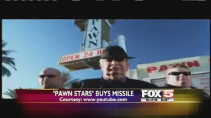 Pawn Stars Missile