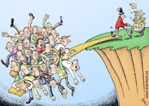 Is High Economic Inequality Ethical?