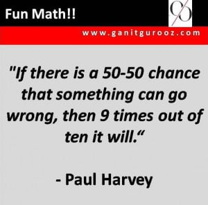 This is a funny math quote!!