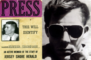 20 Great Hunter S. Thompson Quotes