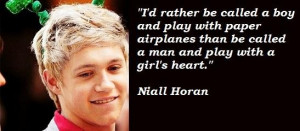Niall horan famous quotes 1